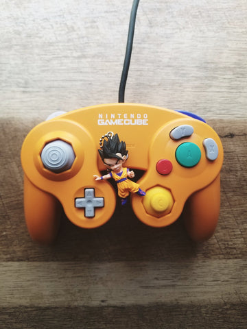 """The Goku"" with Controller Case"