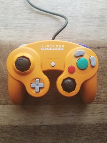 """The Droopy Pumpkin"" with Controller Case"