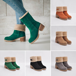 Warm Wool Boots for Women