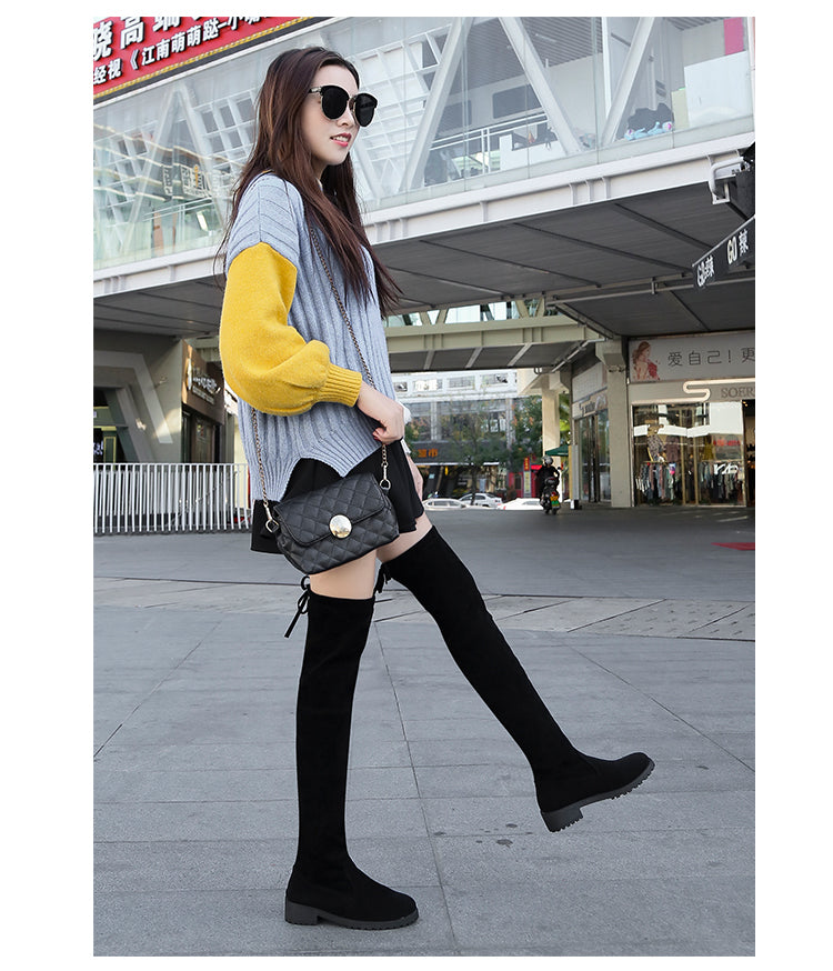 Over The Knee Boots Women