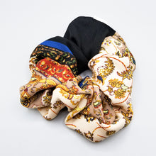 Load image into Gallery viewer, Scrunchie - Antiquated Paisley