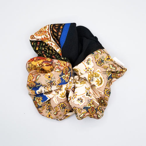 Scrunchie - Antiquated Paisley