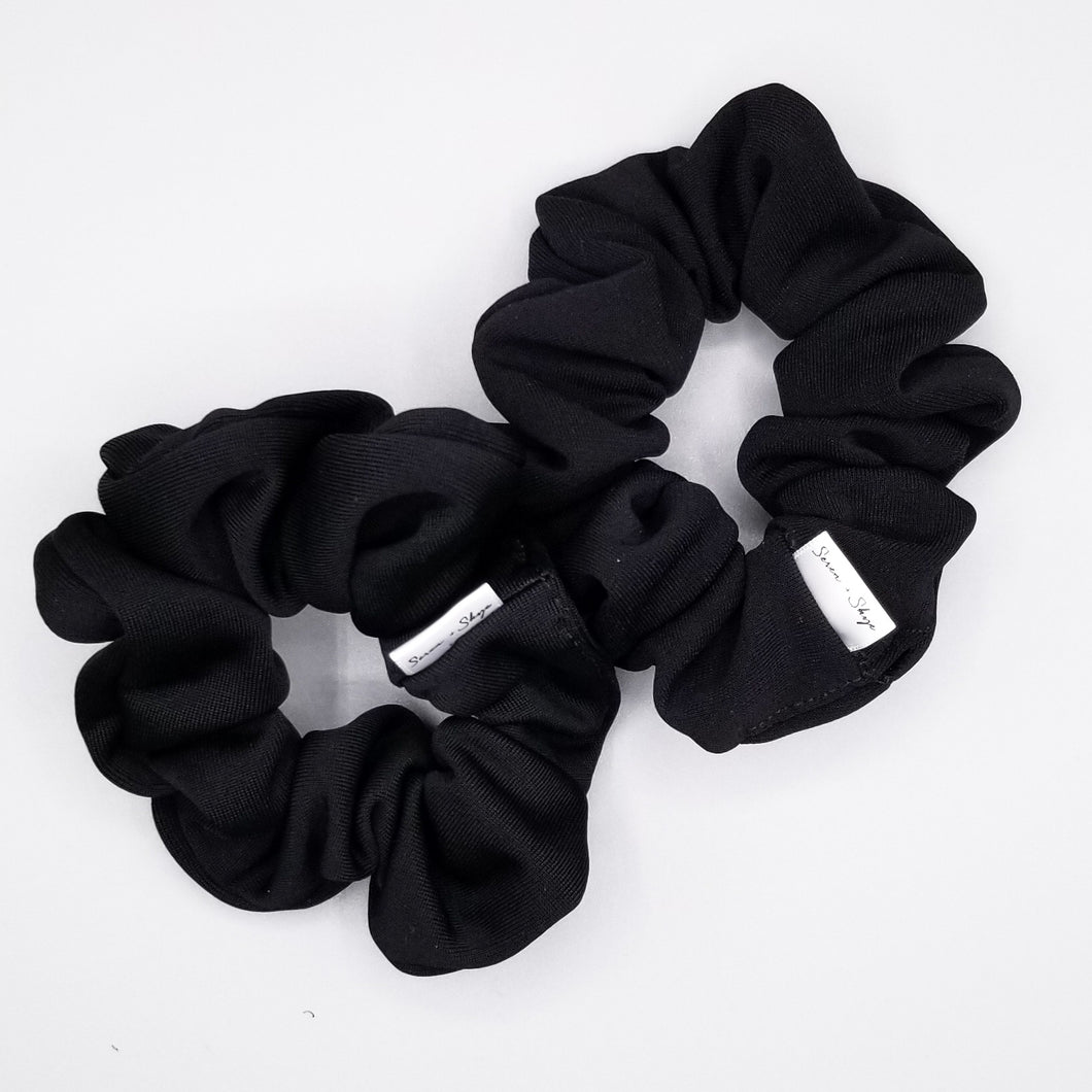 Scrunchie - Basic Black