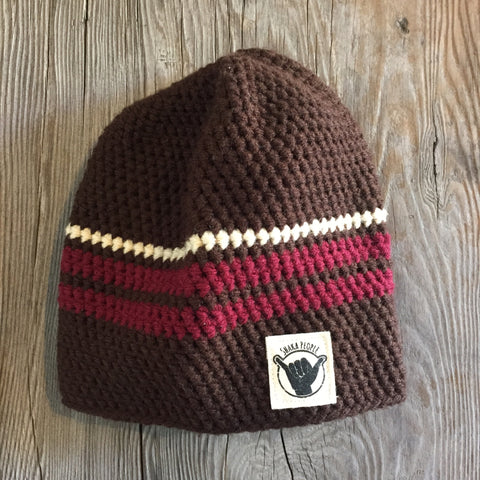 Brown/Burgundy