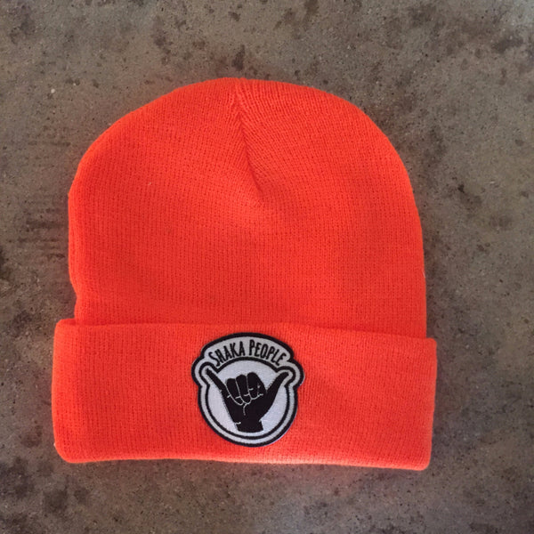 BEANIE ORANGE SP