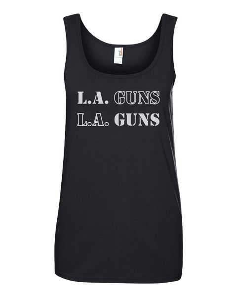 ORIGINAL LOGO TANK (BLACK)