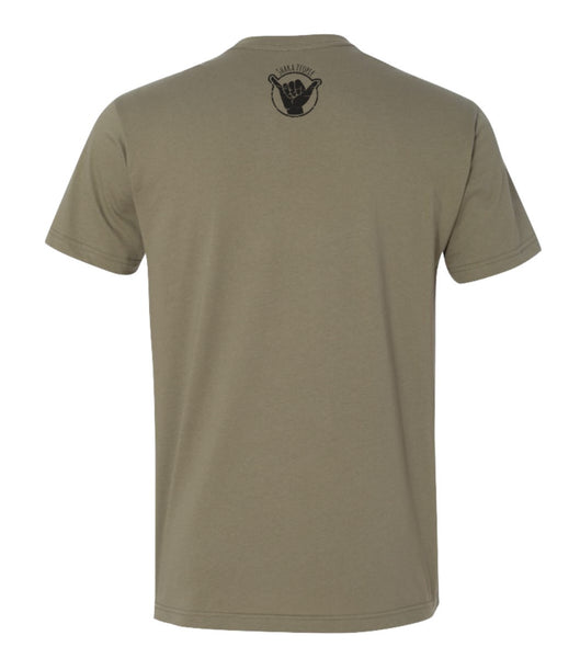 GRIZZLY (MILITARY GREEN)