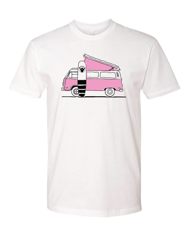GOING WEST T-SHIRT (Pink)