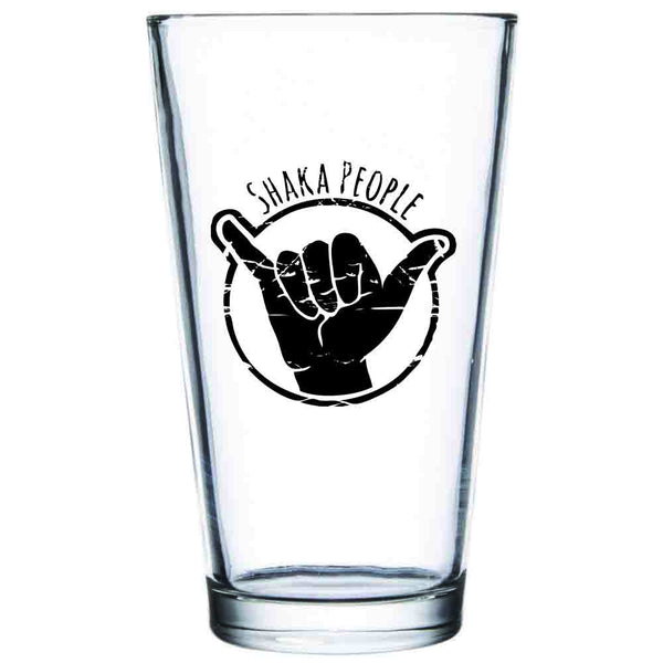 4 PACK PINT GLASS