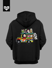 Load image into Gallery viewer, Joyride Black Hoodie