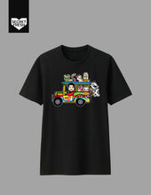 Load image into Gallery viewer, Joyride Black Tee
