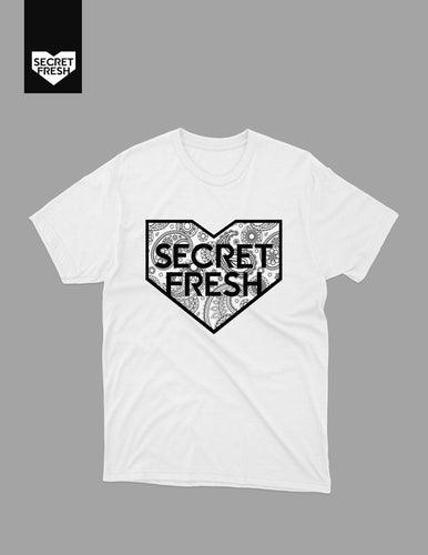 Secret Fresh Heart Logo
