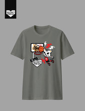 Load image into Gallery viewer, Tiger Dunk Gray Tee