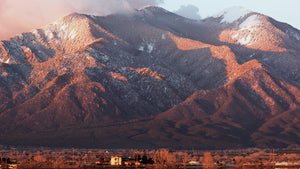 """From Taos With Love"" Panoramic Photograph"