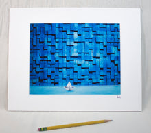 "Load image into Gallery viewer, ""Still"" Matted Print"