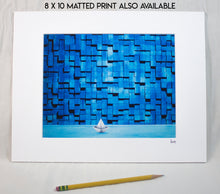 "Load image into Gallery viewer, ""Still"" Canvas Print"