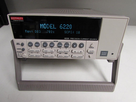 Keithley 6220 Precision Current Source, #1