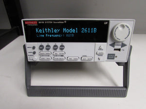 Keithley 2611B Source Meter / Unit, 2600B Series, Current/Resistance/Voltage