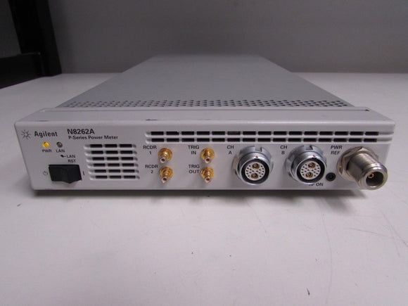 Agilent N8262A Modular Power Meter, P-series