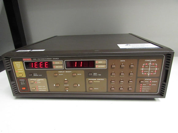 Keithley 228A Programmable Current Source