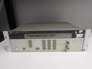 Agilent HP 5351B Microwave Frequency Counter 26.5GHz, Opt 006
