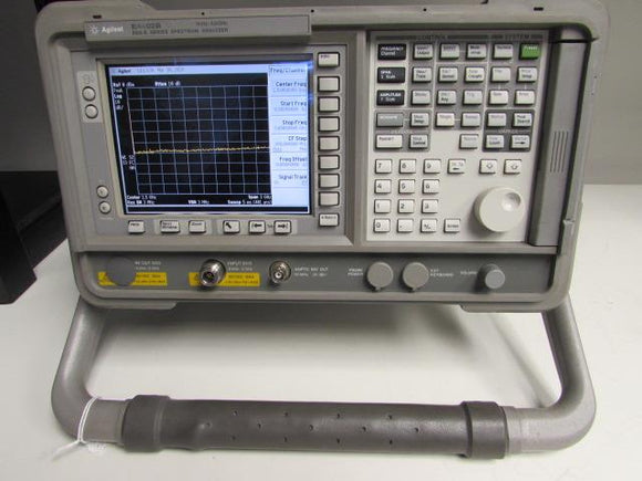 Agilent E4402B Spectrum Analyzer, 9KHz- 3.0GHz Opt 1DR, A4H, AYX #2