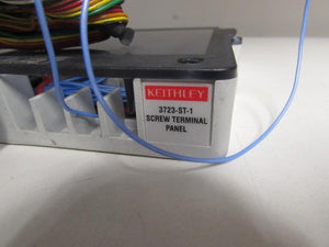 Keithley 3723-ST-1 Screw Terminal Block for Model 3723