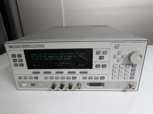 Agilent 83623B High Power Swept Signal Generator, 10MHz-20GHz Opt none