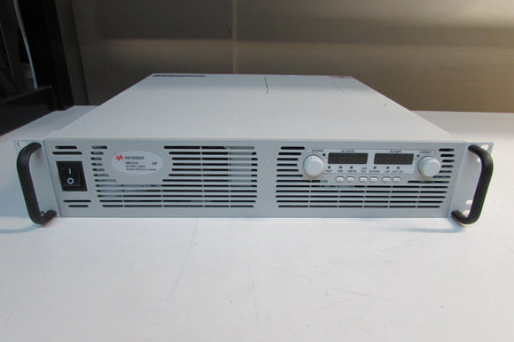 Keysight N8731A Programmable DC Power Supply 8V/400A, 3200W