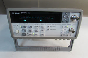 Agilent 53181A 12.4 GHz RF Counter - 10 digit/s, Opt none