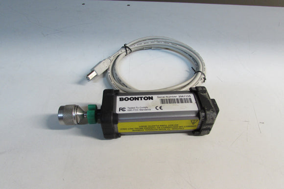 Boonton 52018 Power Meter/Sensor, 10MHz-18.5GHz, -50 to +20dBm CW