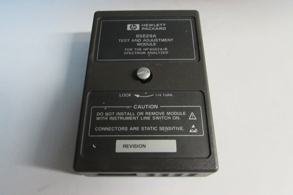 Agilent 85629A Test and Adjustment Module for 8562A/B