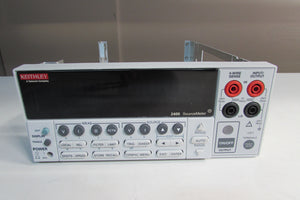 Keithley Front display section for 2400 DIGITAL SOURCEMETER SOURCE METER