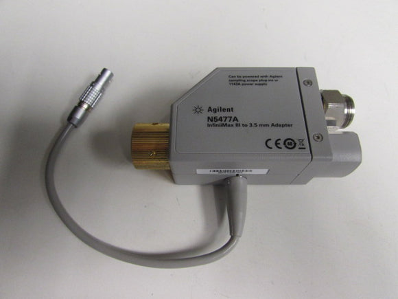 Agilent N5477A Sampling scope adapter, Up to 30 GHz.