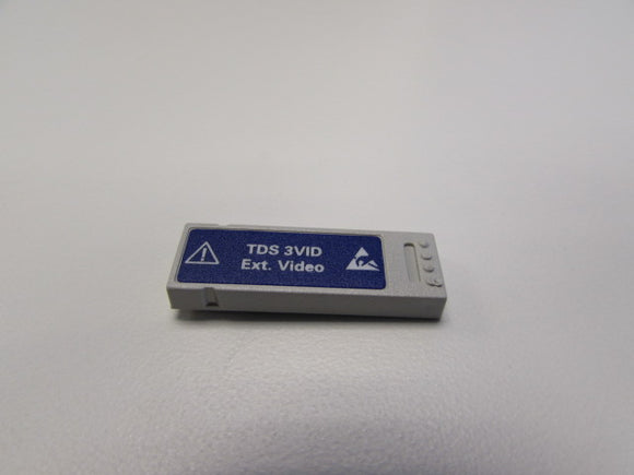 Tektronix TDS3VID Application Module for TDS3000 series oscilloscopes