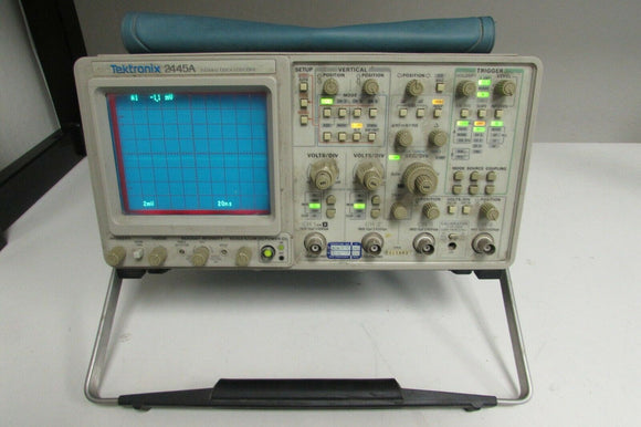 Tektronix 2445A 150MHz 4 Channel Oscilloscope
