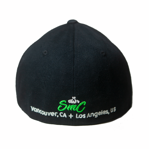SMC Hat, Black