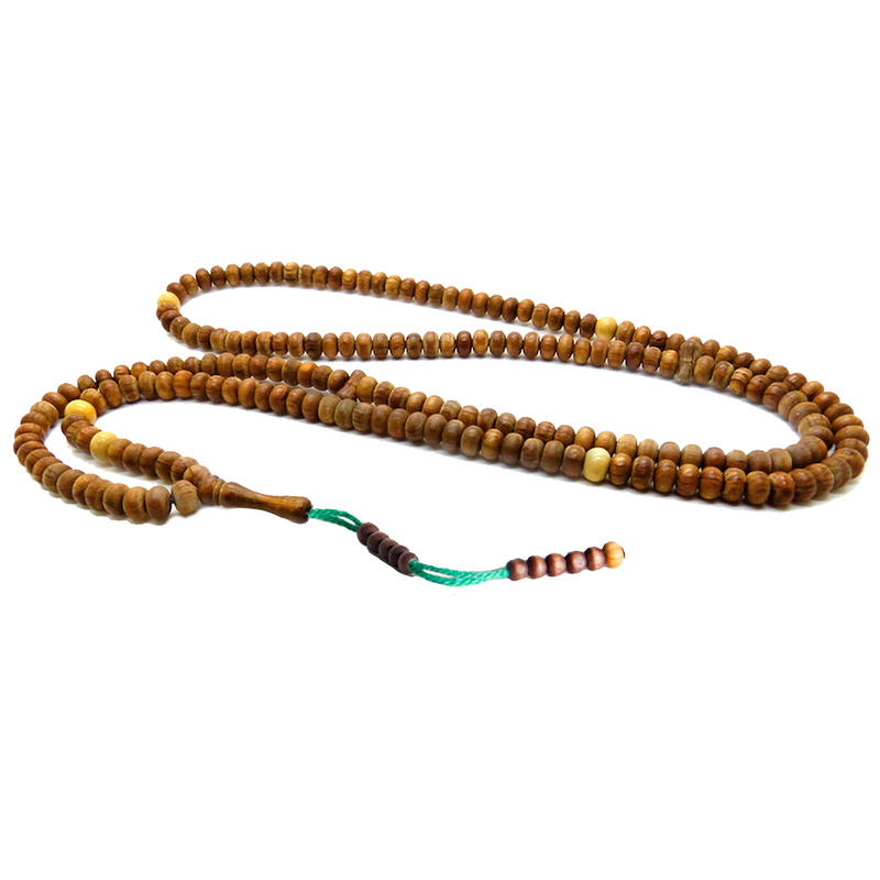 Sufi prayer beads (Tasbih) - 200 beads (Turkish Naqshbandi style).