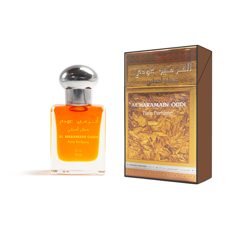 Incense -Haramain: Oudi perfume