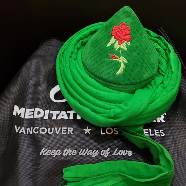 Naqshbandi Turban Taj (Cone) - Multi Colour