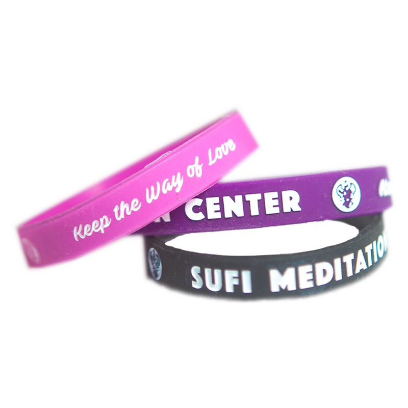 Inspirational Wristbands - Sufi Meditation Center