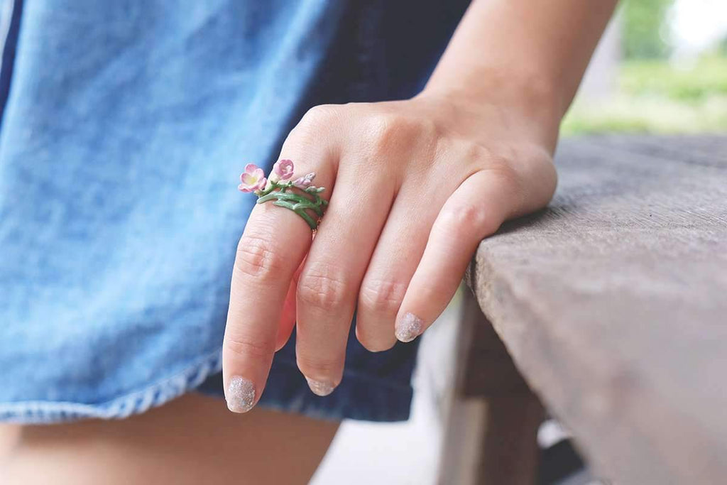 Freesia Ring