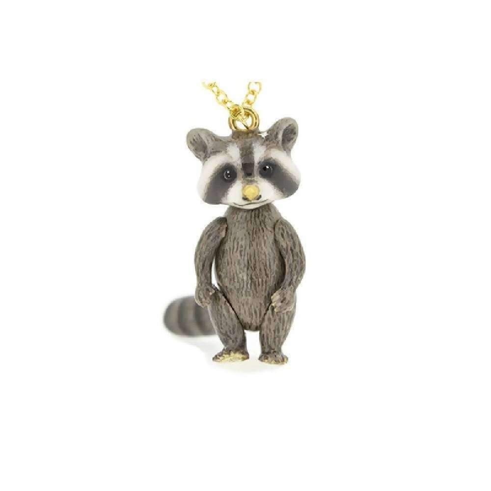 Rocky Raccoon Necklace