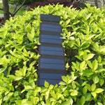 Lerranc Portable Folding 10W Solar Panels Charger 5V 2.1A USB Output Solar Cells - Chestter.co