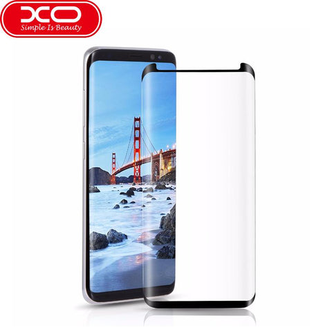 XO 3D Tempered Glass for Samsung S8 Plus HD Screen Protector - Chestter.co