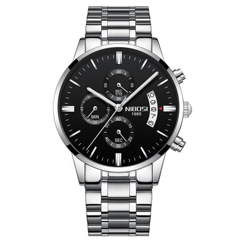 NIBOSI Relogio Masculino Mens Watch