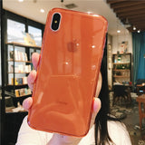 Transparent Color Cases!