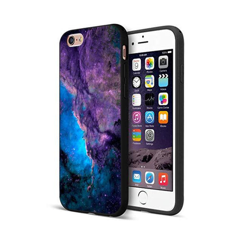 Black tpu case for iphone 5 5s se 6 6s 7 8 plus x 10 case silicone - Chestter.co