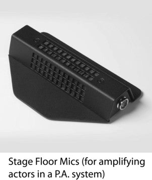 Stage Floor Mics