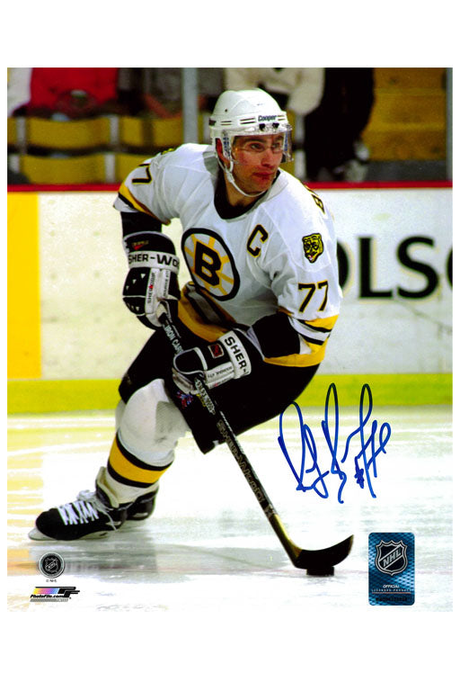 Boston Bruins Ray Bourque 11x14 Autograph Photo